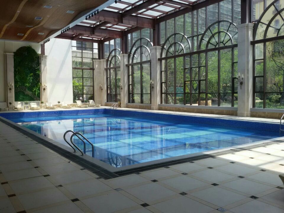 驻马店平舆县游泳池水处理工程