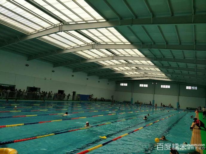 河北保定东圣健身中心游泳池水处理设备