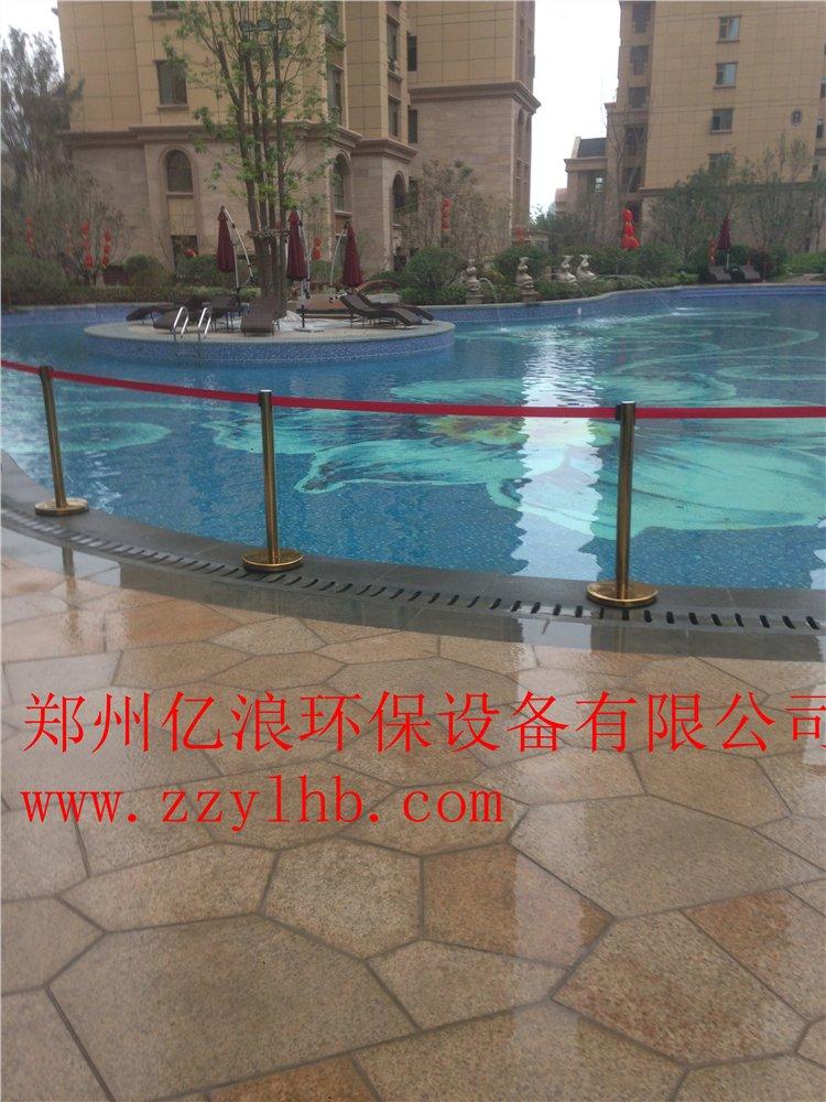 濮阳室外游泳池项目