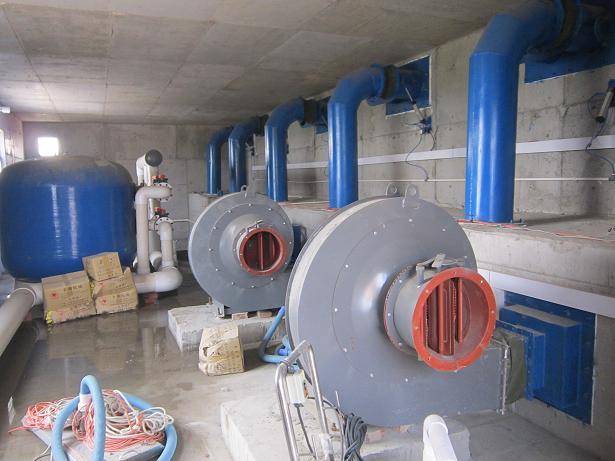 河南省洛阳偃师造浪池设备工程