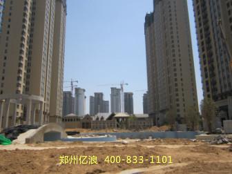 濮阳龙之光小区游泳池设备工程